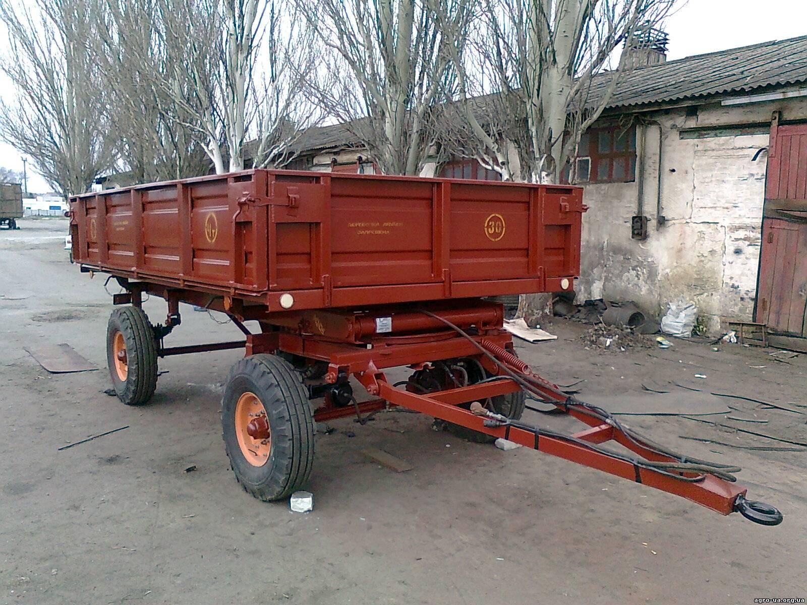 картинки тракторных тележек перемены