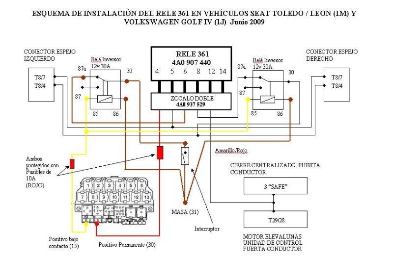 схема блока комфорта фольксваген пассат б5