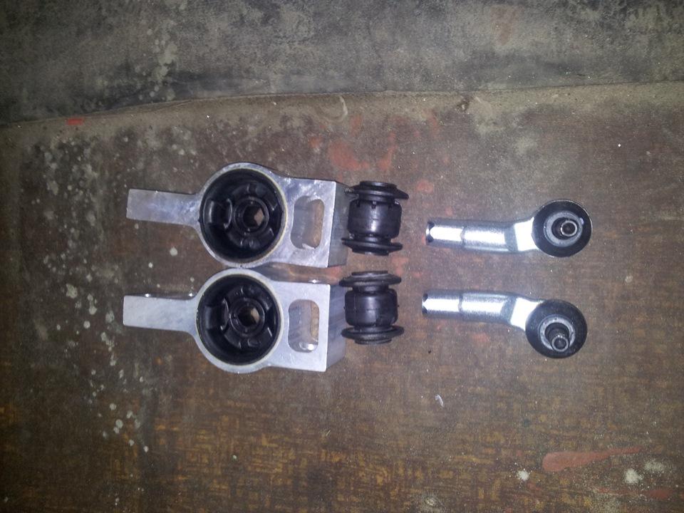 Замена рулевого наконечника passat b6 Покраска порогов ауди а4