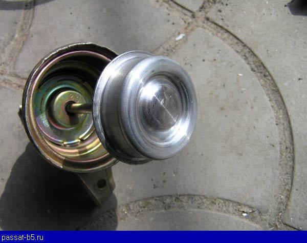 Ремонт турбины на фольксваген пассат б5 18 турбо своими руками