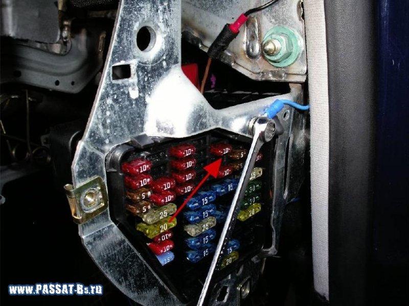 Passat B5/B5+ Турботаймер